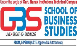 Gurunanak Business School In Hyderabad
