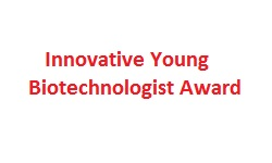 Innovative Young Biotechnologist Award