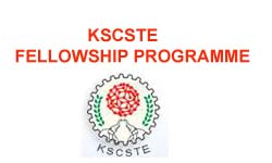 KSCSTE Research Fellowship
