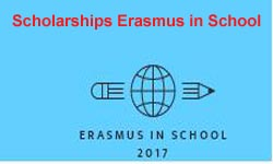 Scholarships Erasmus in School