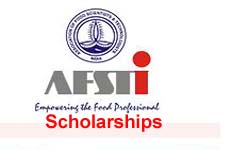 Association Of Food Scientists And Technologist India Scholarship