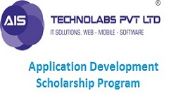 AIS Techolabs Application Development Scholarship