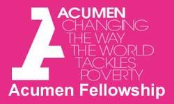 Acumen Fellowship Program 2020