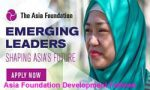Asia Foundation Development Fellows