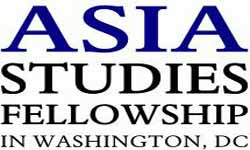 The Asia Studies Fellowship at the East-West Center in Washington, D.C.