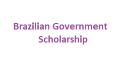 Brazilian Government Scholarship