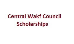 Central Wakf Council New Delhi - Scholarships