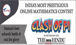 "Clash of Pi"" Online Mathematics Contest"