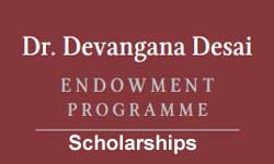 Dr.Devangana Desai Endowment Scholarships