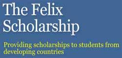 Felix Scholarships