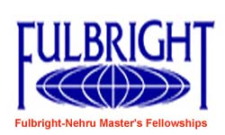 Fulbright Nehru Master's Fellowships 2019-2020