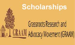 Grassroots Research and Advocacy Movement Scholarships