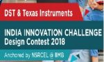 India Innovation Challenge Design Contest