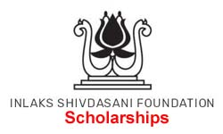 Inlaks Scholarships - Inlaks Shivdasani Foundation