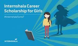 Internshala Career Scholarship for Girls