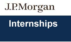 JP Morgan Chase & Co. Intership Program