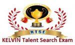 KTSE - KELVIN Talent Search Exam