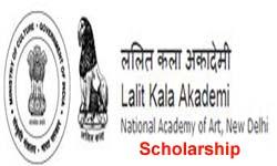Lalit Kala Akademi Scholarship 2018-19