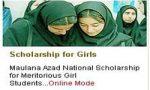 Maulana Azad National Scholarship for Girls