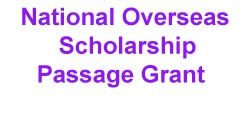 National Overseas Scholarship