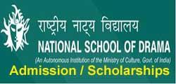 National School of Drama Scholarships