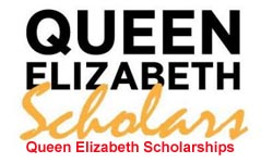 Queen Elizabeth Scholarships