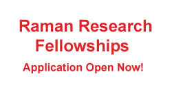 Raman Research Fellowships