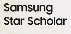 Samsung Star Scholar - Scholarships