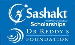Sashakt Scholarship By Dr Reddy's Foundation