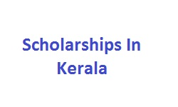 Scholarships In Kerala
