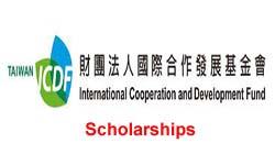 Taiwan ICDF Scholarships