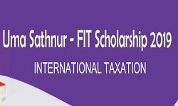 Uma Sathnur - FIT Scholarship Scheme