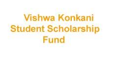 Vishwa Konkani Student Scholarship Fund
