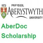 AberDoc Scholarship For Research Postgraduates-Aberystwyth University
