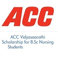 ACC Vidyasaarathi Scholarship for B.Sc Nursing Students