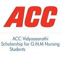 ACC Vidyasaarathi Scholarship for GNM Nursing Students 2020-2021