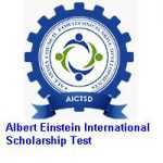 Albert Einstein International Scholarship Test