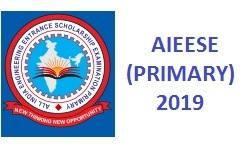 All India Engineering Entrance Scholarship Examination Primary 2019