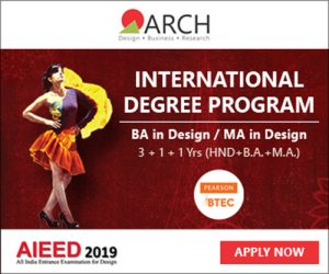 Arch College of Design And Business Admissions