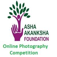 Asha Akanksha Foundation Online Photography Competition