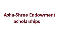 Asha-Shree Endowment Scholarship