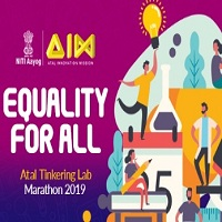 Atal Tinkering Lab Marathon 2019 Phase 1- Equality for All