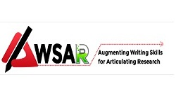Augmenting Writing Skills for Articulating Research (AWSAR)