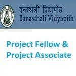 Banasthali Vidyapith Project Fellow