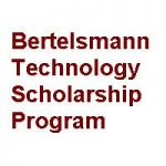 Bertelsmann Technology Scholarship Program