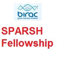 BIRAC Social Innovation Fellowship-SPARSH Fellowship