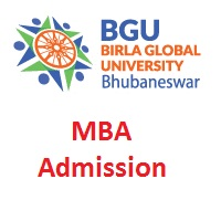 Birla Global University Bhubaneswar MBA Admission