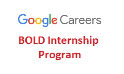 BOLD Internship Program
