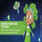 British Council Reading Agency Reading Challenge