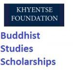 Buddhist Studies Scholarships Offered By Khyentse Foundation